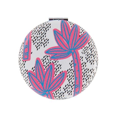 Miroir de poche KATRIN Palmiers
