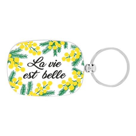 Porte-clés OPAT Mimosa