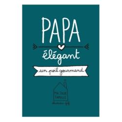 Magnet ISA Papa élégant