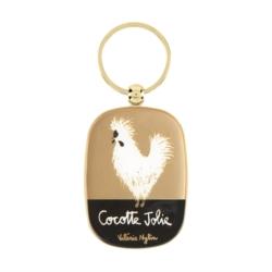 Porte-clés OPAT Cocotte jolie