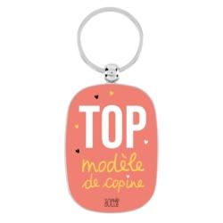 Porte-clés OPAT Top modèle de copine