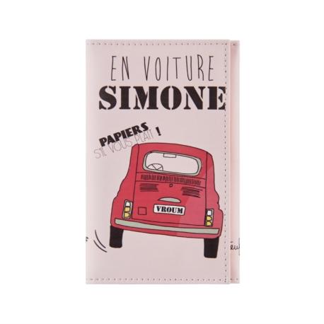 Porte-papiers voiture En voiture Simone