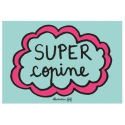 Magnet ISA Super copine