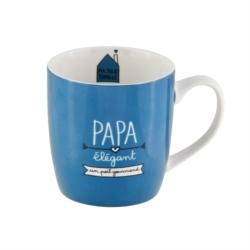 Mug LEMAN (+ boite) Papa gourmand