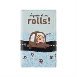 Porte-papiers voiture Ma Rolls