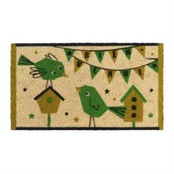 Paillasson COCO/PVC Maison d'oiseau
