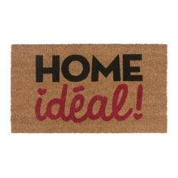 Paillasson COCO/PVC Home idéal!