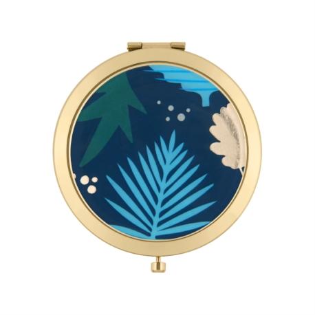 Miroir de poche LAURENCE Herbier