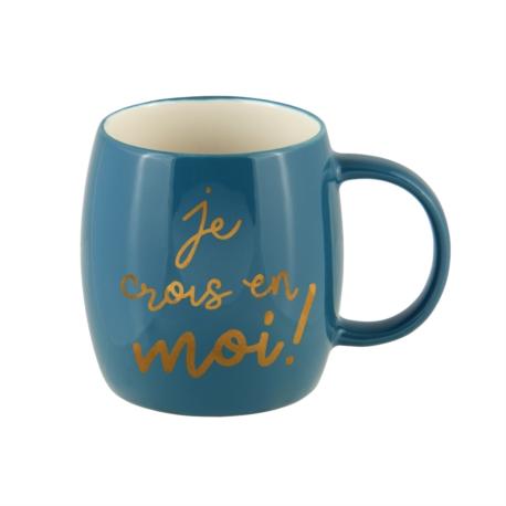 Mug ORBE (+ boite) Je crois en moi