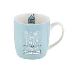 Mug LEMAN (+ boite) Beau-papa élégant