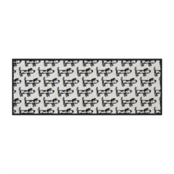 Tapis de patio CYRANO Chien graphic
