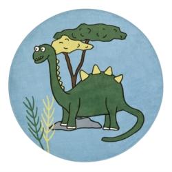 Tapis descente de lit DIAM90 Mon dinosaure