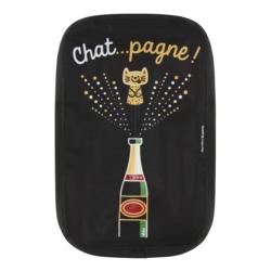 Rafraîchisseur bouteille FRIZ Chat…pagne