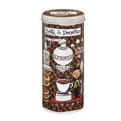 Boite à Dosettes souples P'tit café - marron