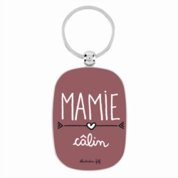 Porte-clés OPAT Mamie câlin