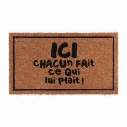 Paillasson COCO/PVC Ici