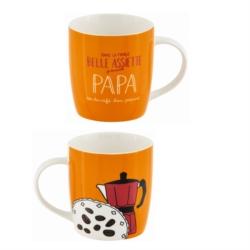 Mug LEMAN (+ boite) Belle assiette Papa