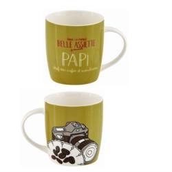 Mug LEMAN (+ boite) Belle assiette Papi