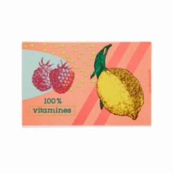 Porte-éponge BOB Vitamines