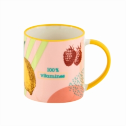 Mug ADISCIO (+ boite) Vitamines