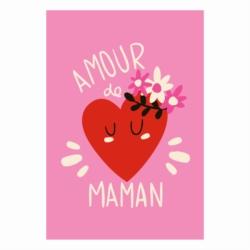 Magnet ISA Amour de maman