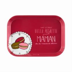 Plateau IOTA Famille belle assiette Maman