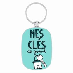 Porte-clés OPAT Mes clés de grand