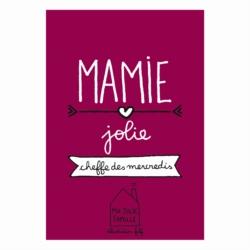 Magnet ISA Mamie jolie