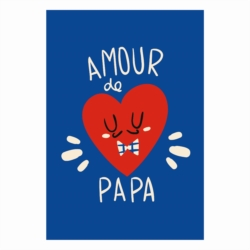 Magnet ISA Amour de papa