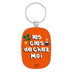 Porte-clés OPAT Les clés de chez moi