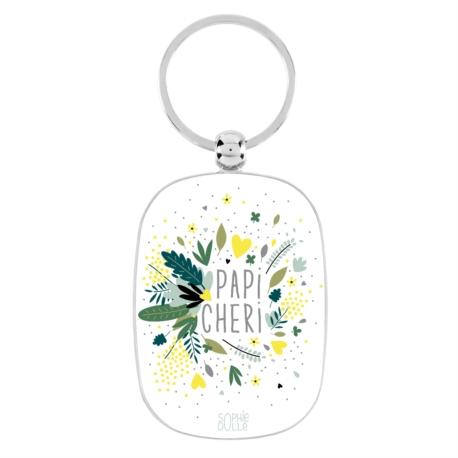 Porte-clés OPAT Papi chéri