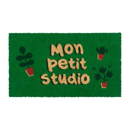 Paillasson COCO/PVC Mon petit studio