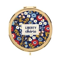 Miroir de poche LAURENCE Liberty Hiver