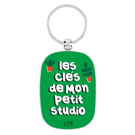 Porte-clés OPAT Mon petit studio