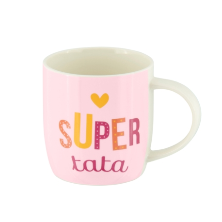 Mug LEMAN (+ boite) Super tata