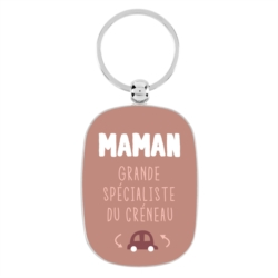 Porte-cles OPAT Maman specialiste