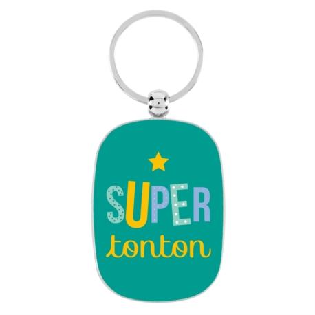 Porte-cles OPAT Super tonton