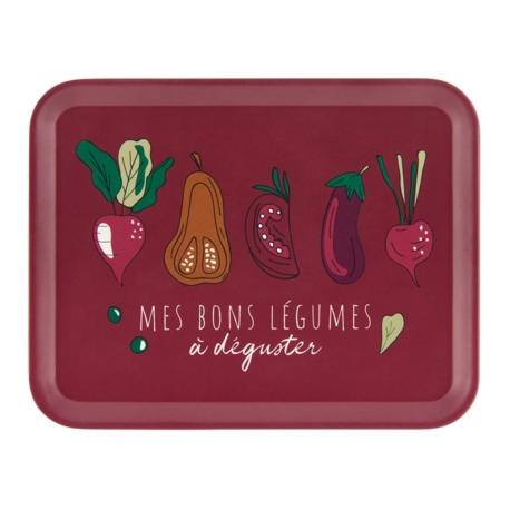Plateau RAXE Bons legumes