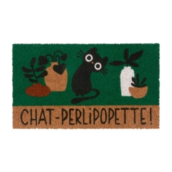 Paillasson COCO/PVC Chatperlipopette