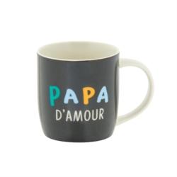 Mug LEMAN (+ boite) Papa d'amour