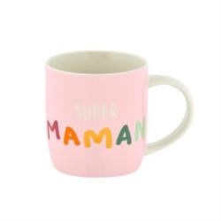 Mug LEMAN (+ boite) Super maman