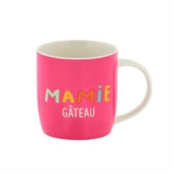 Mug LEMAN (+ boite) Mamie gateau