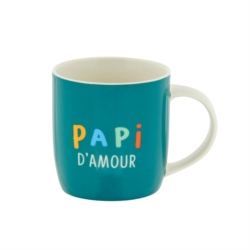 Mug LEMAN (+ boite) Papi d'amour