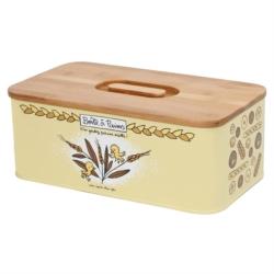 Boite a pain avec couvercle en bambou Miette