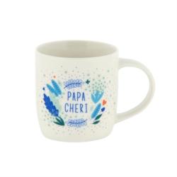 Mug LEMAN (+ boite) Papa cheri