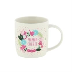 Mug LEMAN (+ boite) Maman cherie